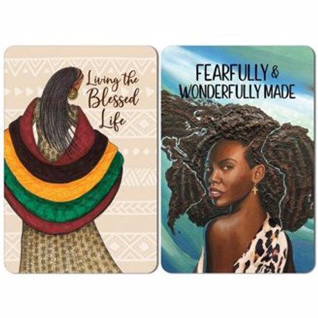Blessed Life / Wonderfully Made magnet Set
