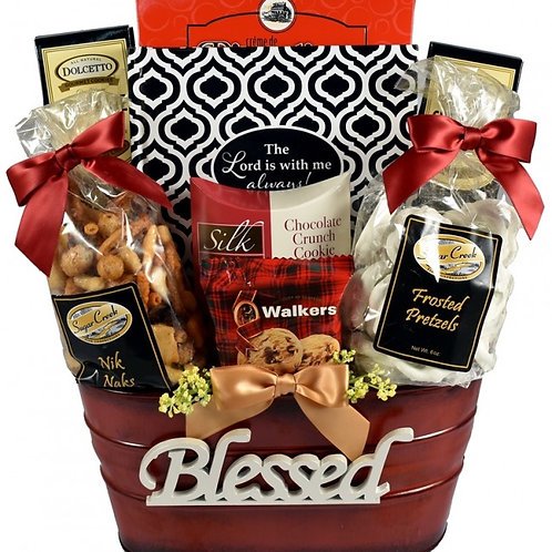 Blessed Beyond Measure Gift Basket