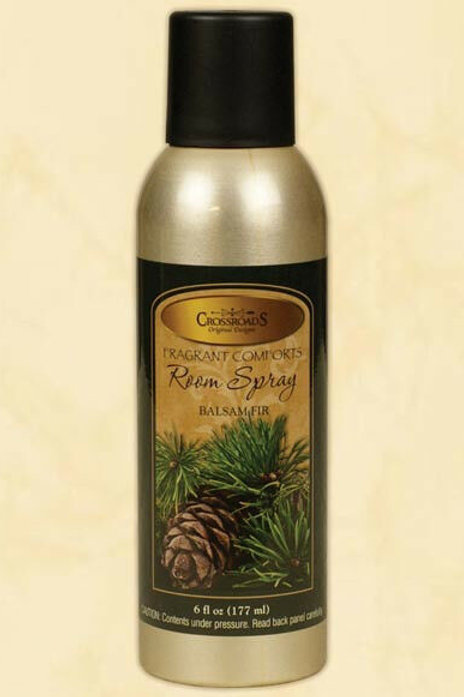 Crossroads Scented 6oz Room Sprays