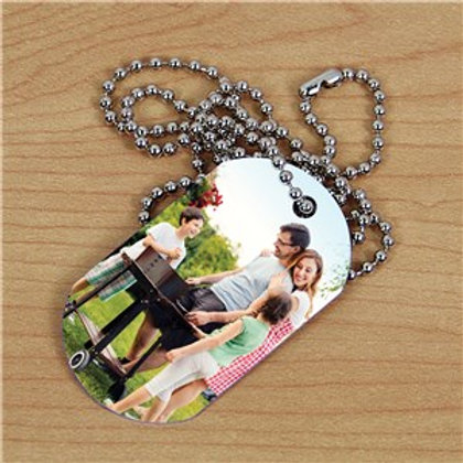 best Photo Dog Tag