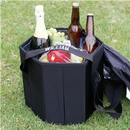 Embroidered Bongo Cooler