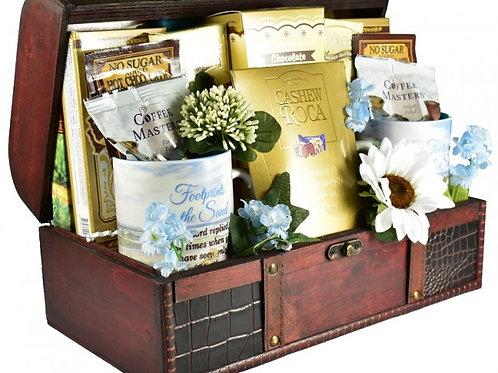 The Christian Heart Gift Basket