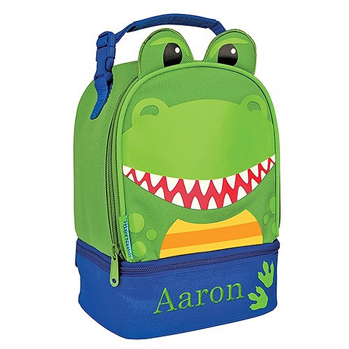 Boy Dinosaur Kids Backpack Personalized with Name