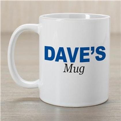 Any Name Coffee Mug