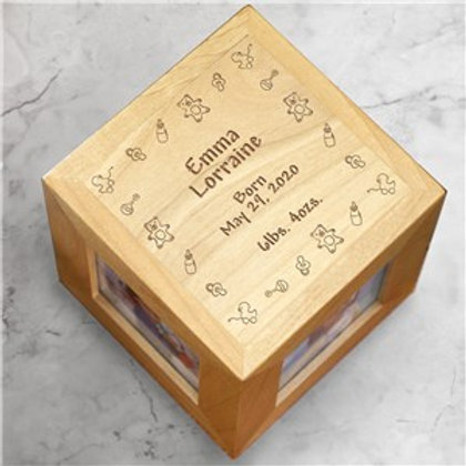 Baby Toys Baby Personalized Photo Cube