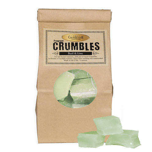 Basil and Lime Crossroads Crumbles - 6oz
