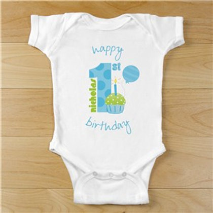Baby Boy's 1st Birthday Apparel
