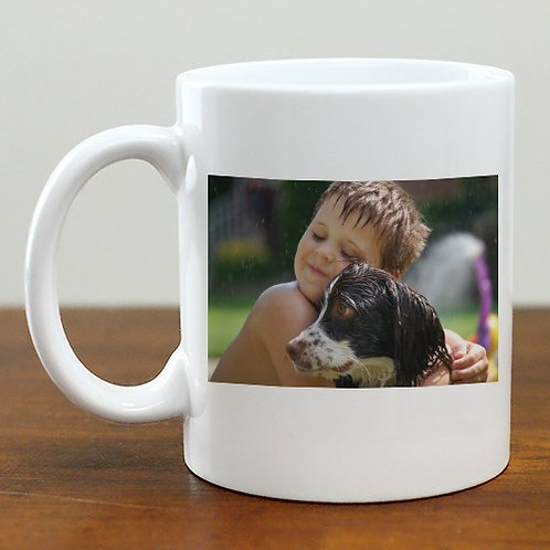 Personalized Picture Perfect Mug