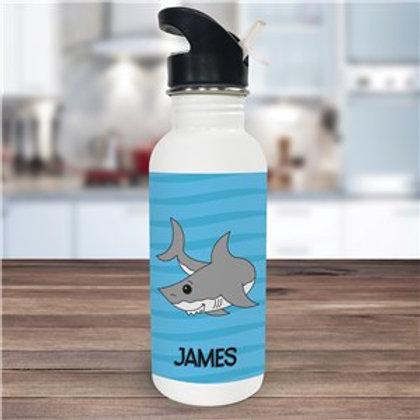 Custom Shark Water bottle