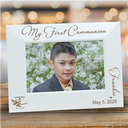 Communion White frame