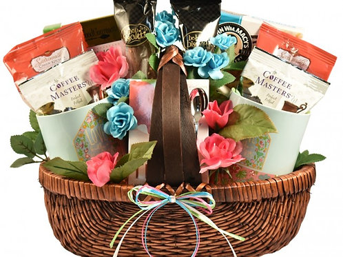 A Happy Home Gift Basket