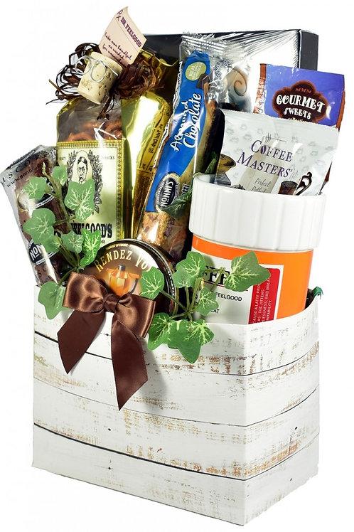 Healthcare Hero Gift Basket