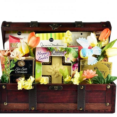 Easter Blessings Gift Basket