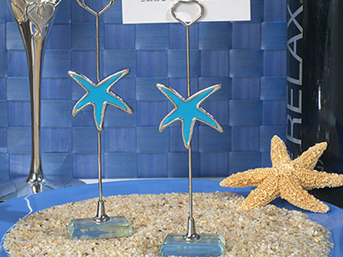 Starfish Place Card and Photo Holder