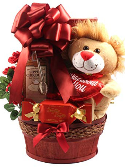 I Only Have Eyes for You Valentine Gift Basket