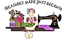 Logo for Treasures Made Just Because