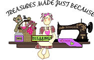 Treasures Made Just Because Logo