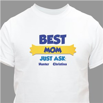 Best...just ask Tshirt