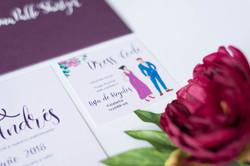Matrimonio invitacion