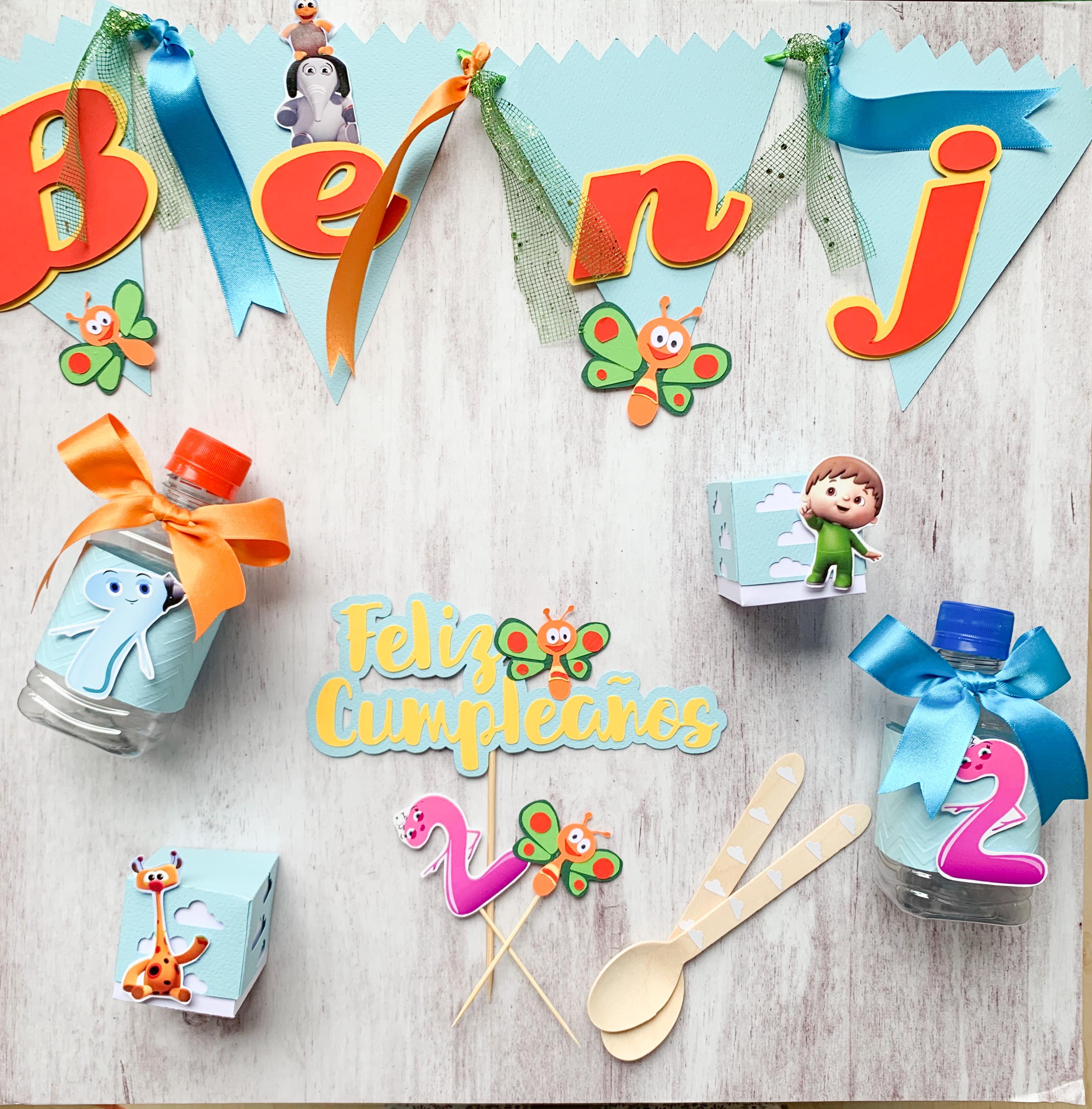 decoracion babytv