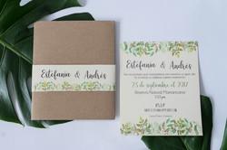 Invitacion botanica