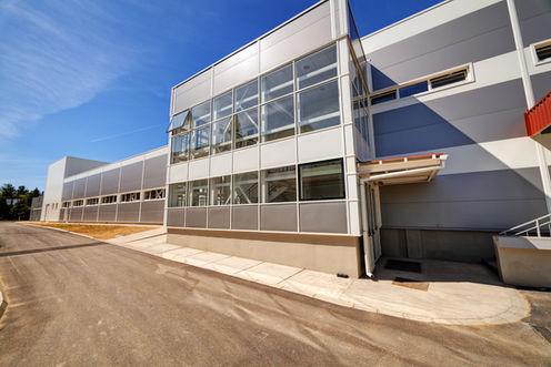 Industrie gebouw