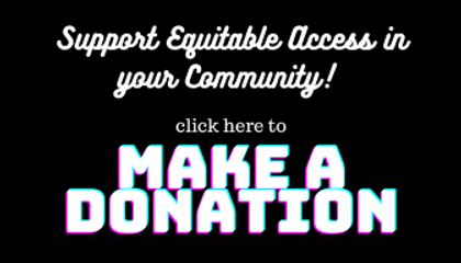 Support Equitable Access in your Communi