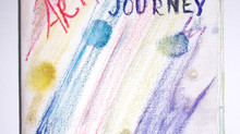 And the journey begins (the artful journey, of course!)