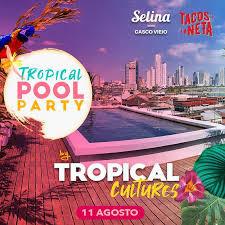 Selinas Panama Pool Party
