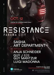 Resistance by ULTRA - Panama City 2019