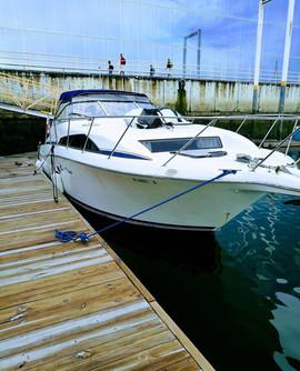 Alquiler de barco bayliner de 34 pies en panamá
