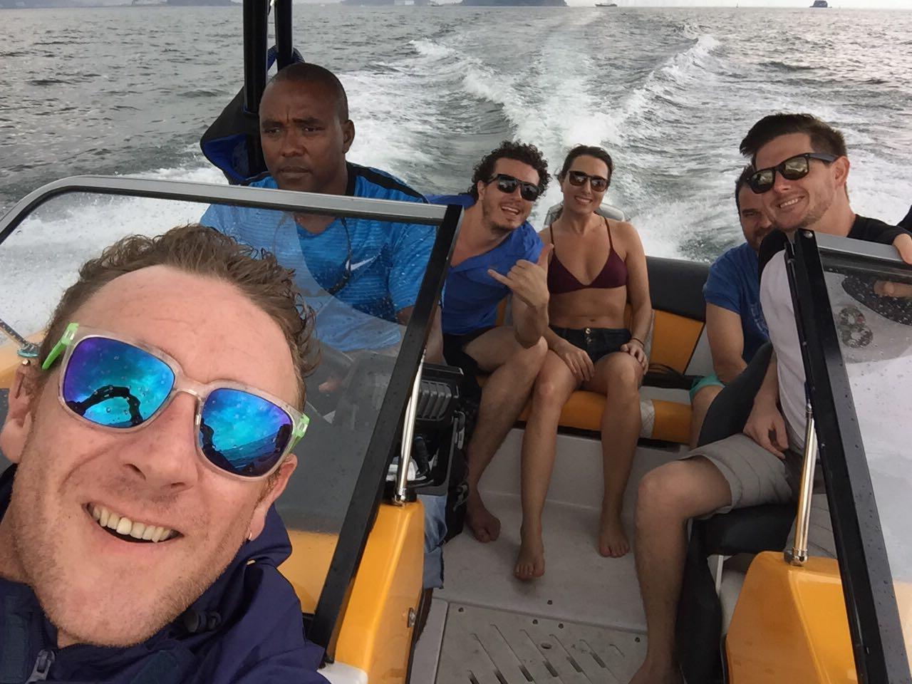 speedboat rental