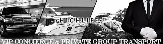 VIP Concierge & Private Group Transport
