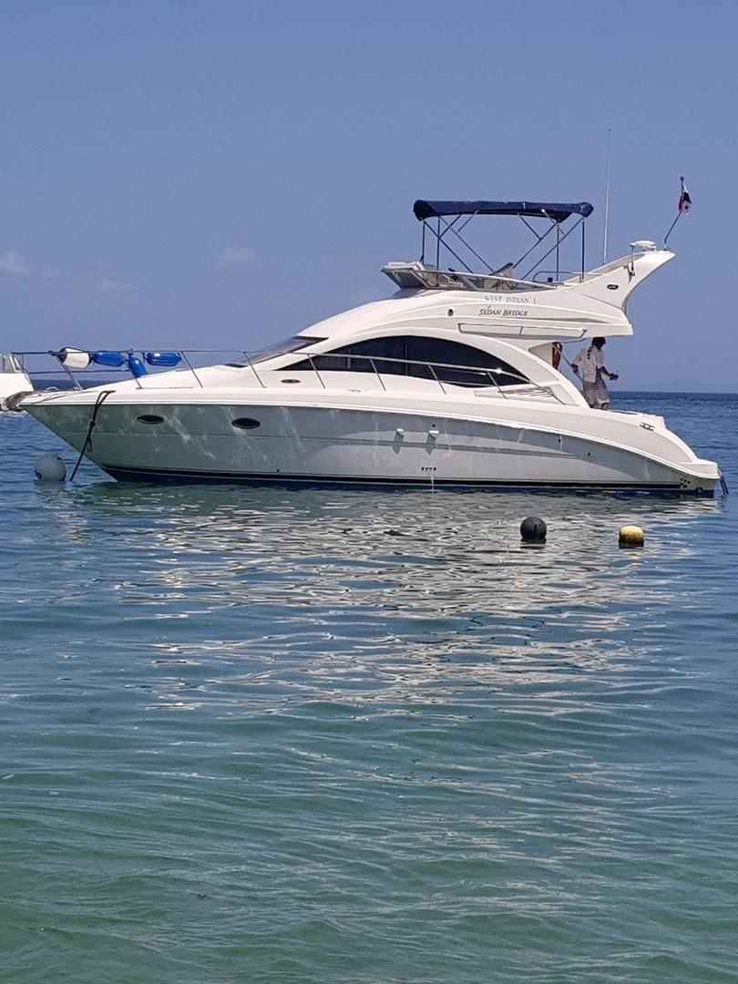 Panama Sea Ray