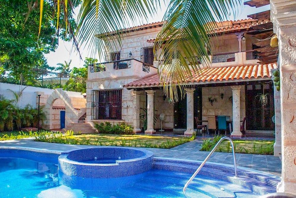 Havana Mansion Rental