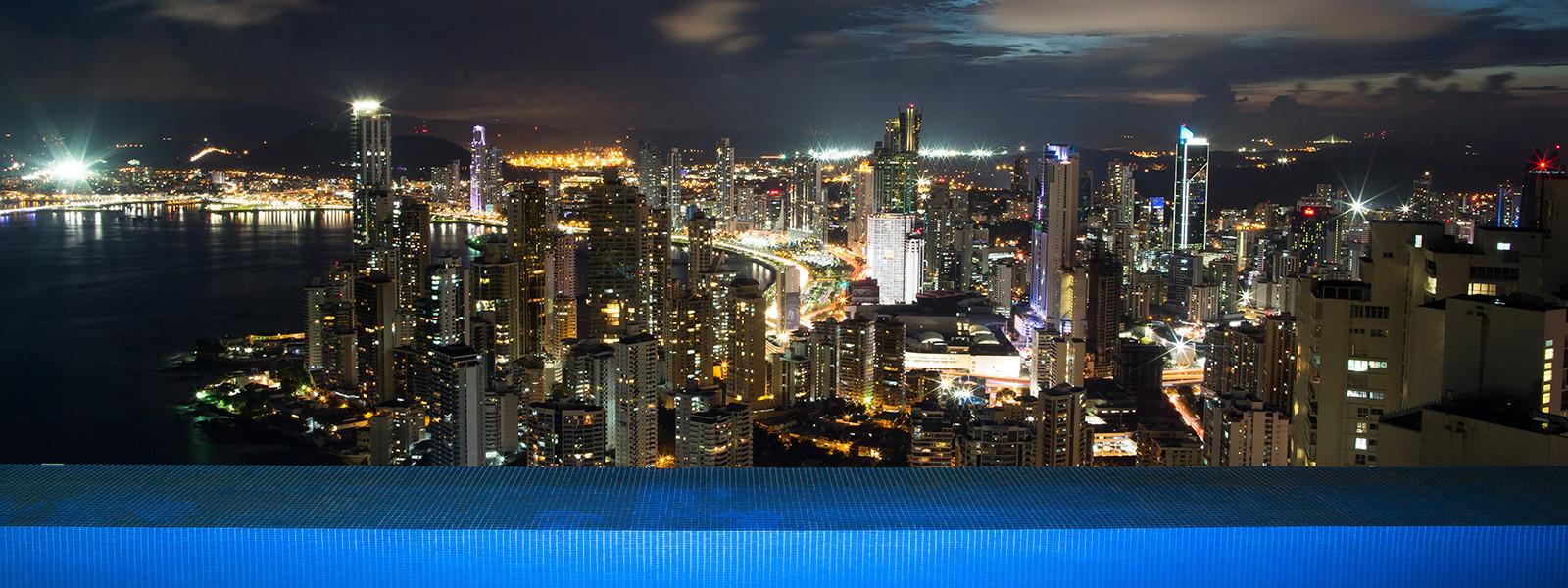 rooftop bars panama