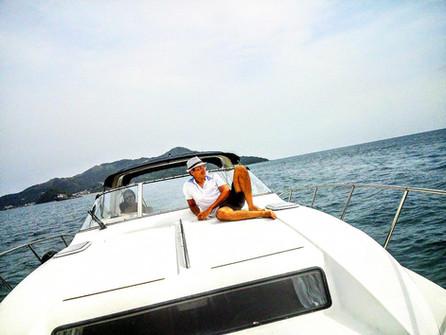 Barco de alquiler en Panamá