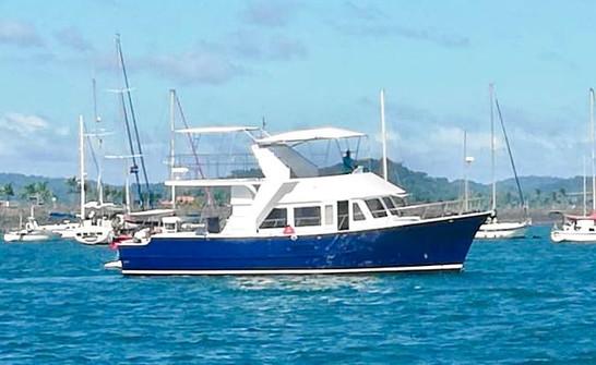 panama party boat