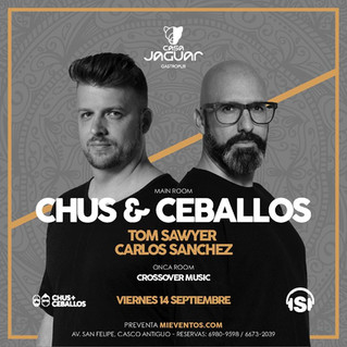 Chus & Ceballos in Panama City