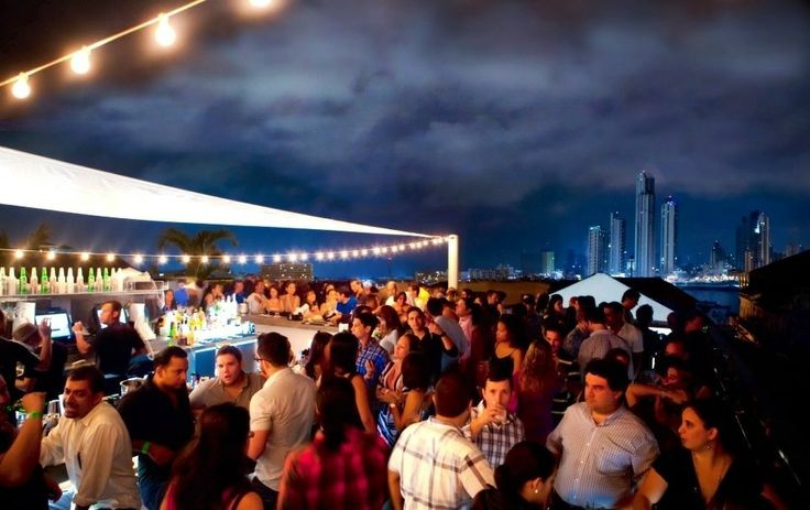 best rooftops in panama