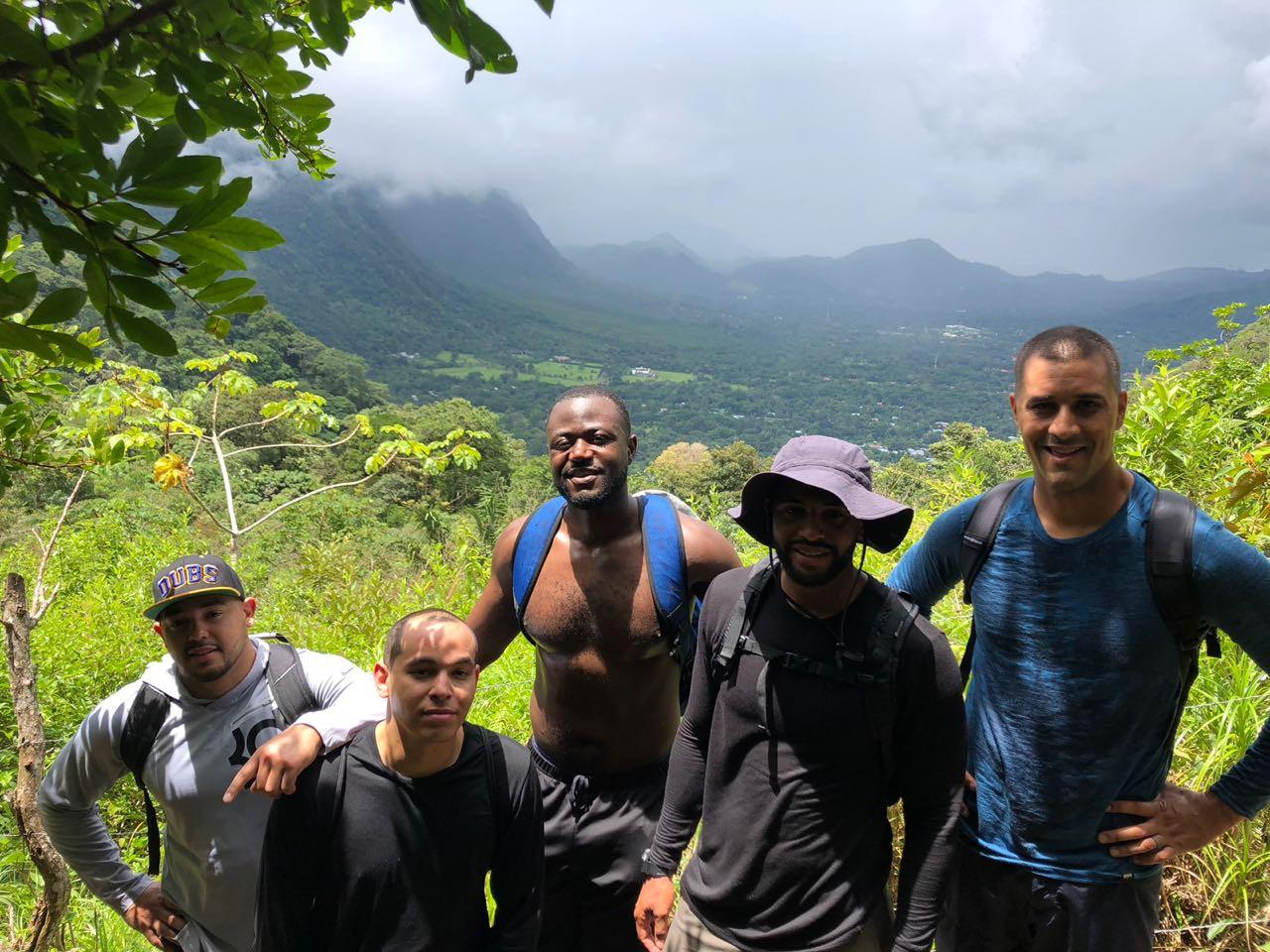 Panama El Valle Hike
