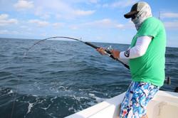 Pearl Island fishing