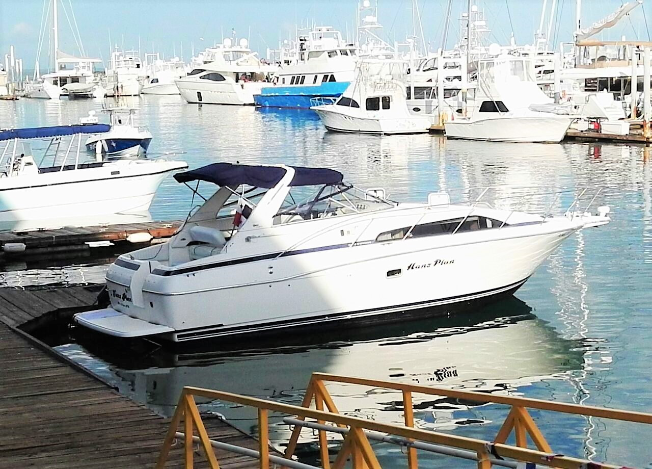panama boat yacht
