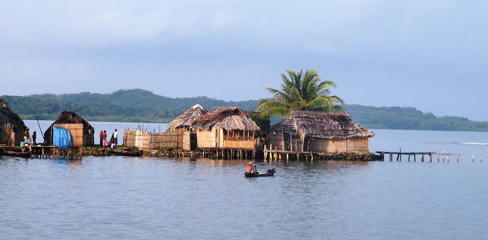 Kuna Yala Panama vacation