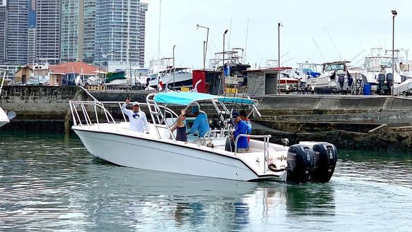 options for deep sea fishing in panama