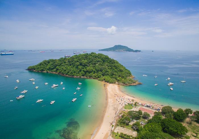 Isla Taboga Panama