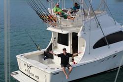 deep sea fishing Pearls