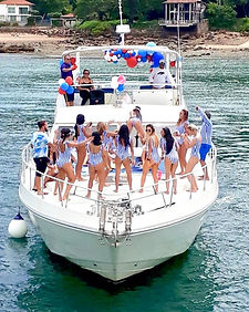 bachelorette party in panama