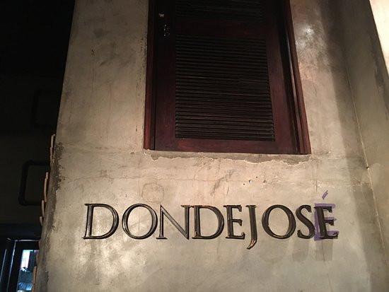 Donde Jose Restaurant