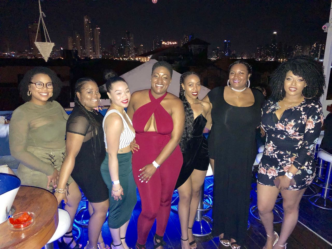 Panama girls trip